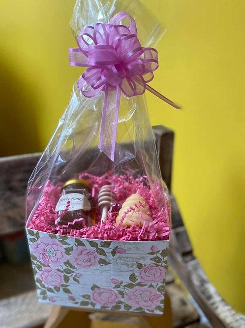 Cottage Rose Garden Gift Box