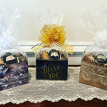 Gift boxes for Mom! $15.00 each. Each bo