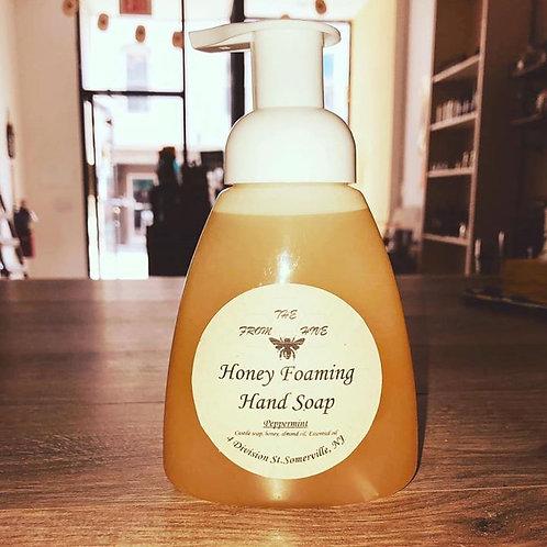Honey Foaming Hand Soap