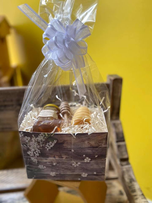Rustic Blossoms Gift Box