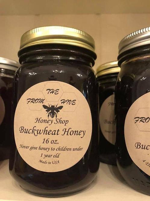 Buckwheat Honey 16 oz