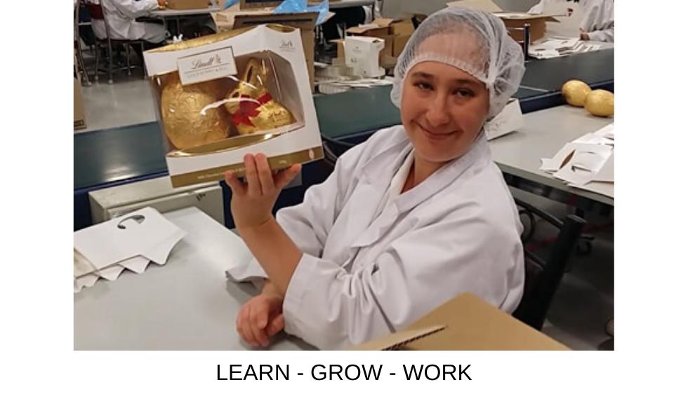 LEARN - GROW - WORK