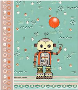Happy robot!