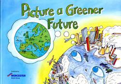Picture a Greener Future book cover.
