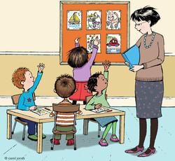 Creating a Happier Classroom.