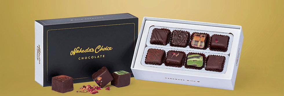 Chocolate Coated 8pc