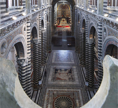 A Beautiful Discovery: Cattedrale di Siena
