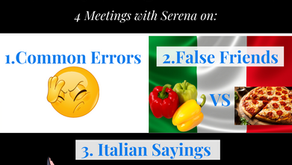 NEW Course! 4 Meetings with Serena