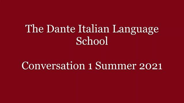 Last Week to Register! Conversation 1&2