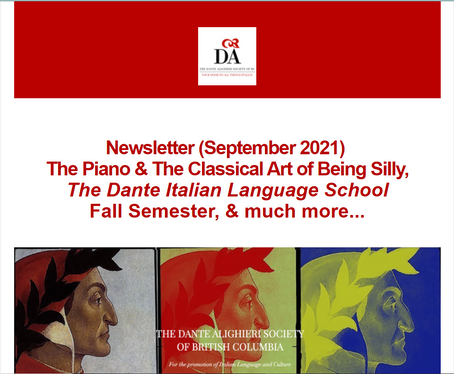 Our September Newsletter is Out!