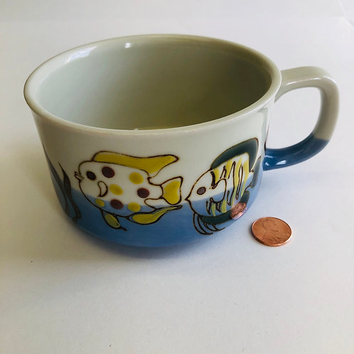 Just Keep Swimming Coffee Mug