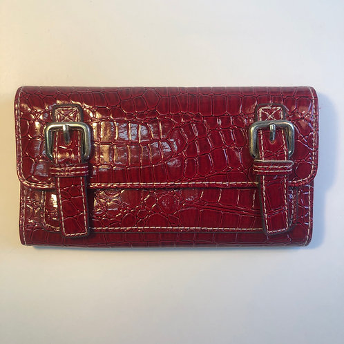 Rockin Red Wallet