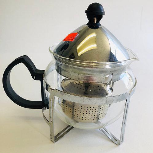 Home Brewed Tea Pot