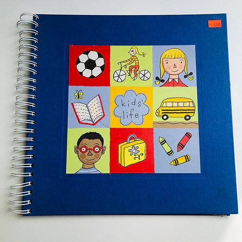 "Canson 12"" x 12"" Scrapbook - Kid's Life"