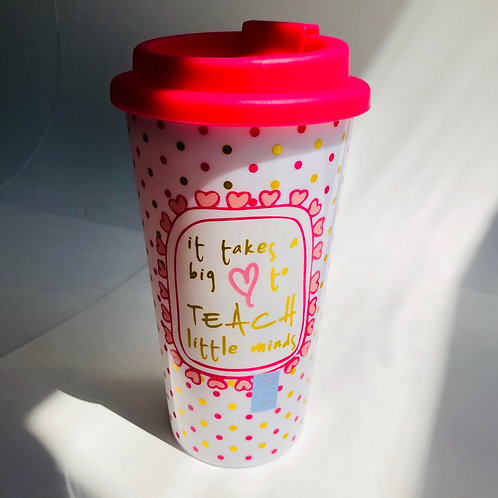 Travel Coffee Mug