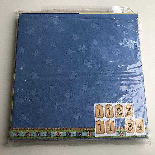 Sue Dreamer Scrapbook Album Kit