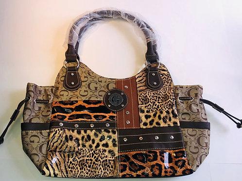 Patterned G Bag