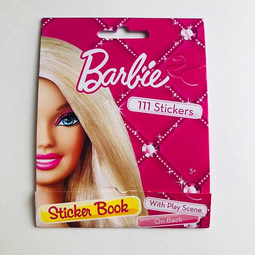 Barbie 111 Sticker Book