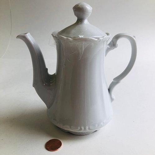Small Personal Bavarian Tea Pot