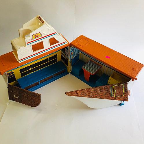 Vintage Barbie's Dream Boat