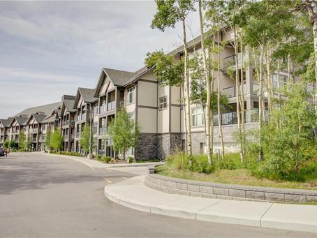 SOLD - 114, 15 Aspenmont Heights SW - Aspen Woods