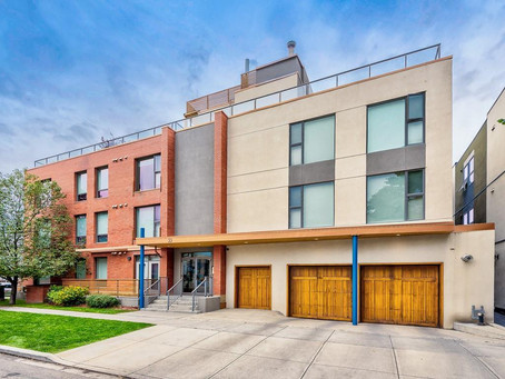 SOLD - #202, 33 6A Street NE - Bridgeland/Riverside