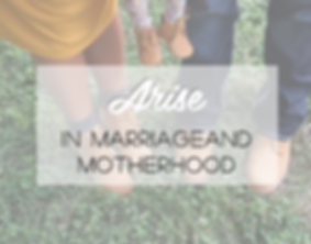 Marriage and Mothergood