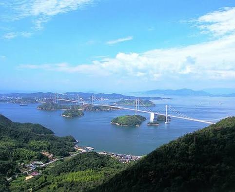 亀老山展望公園・お昼風景