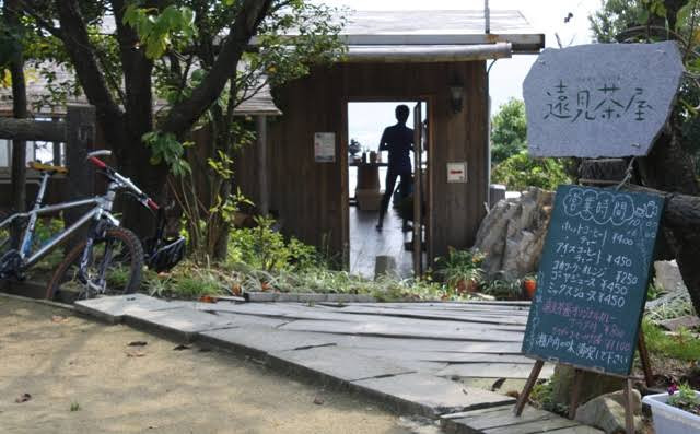 opencafe 遠見茶屋・入り口