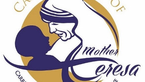 Logo For Mother Teresa's Canonisation By Graphic Designer From Mahim