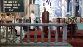 Cardinal Gracias says Global Rosary Relay calls priests to be Good Shepherds
