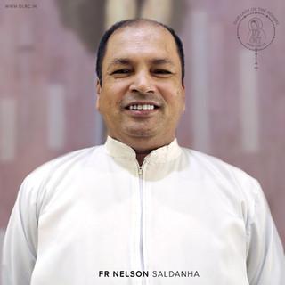Fr Nelson Saldanha