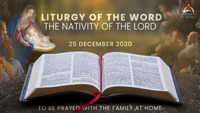 Liturgy of the Word for December 25 - Feast of the Nativity of the Lord