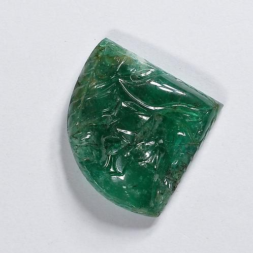 Emerald Carvings 2