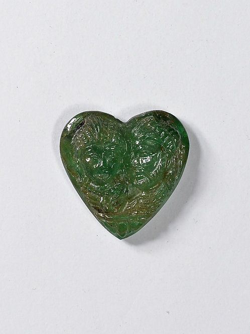 Emerald Carvings 3