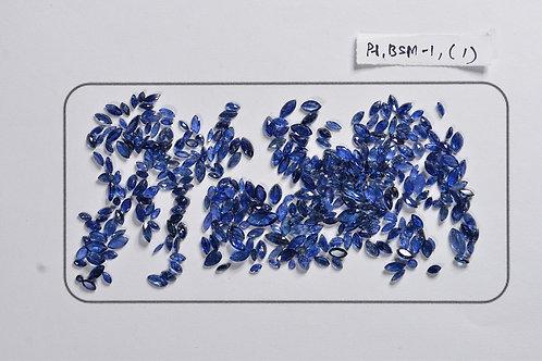 Blue Sapphire (Marquise shape)