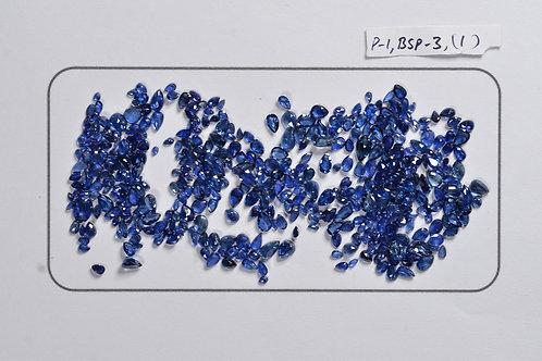 Blue Sapphire (Pearl shape)