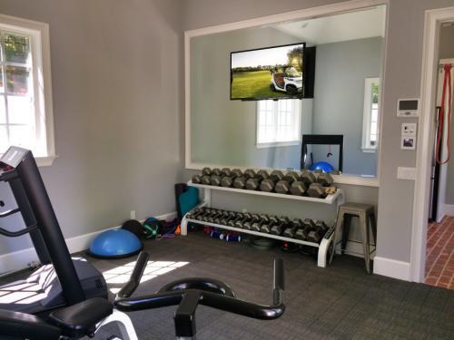 Pool House / Gym