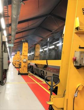 Locomotive Repair Centre