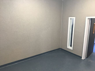 BIF-EP-Quartz V Epoxy Render to Seclusion Room