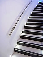 BIF Pu Elastico on Staircase