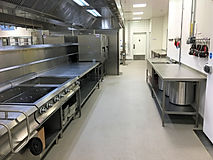 BIF EP Quartz in Commercial Kitchen