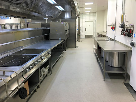 Resin Flooring to Commercial Kitchens