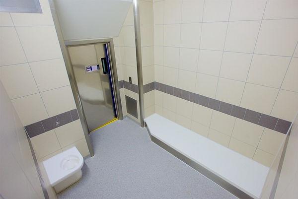 Custody Suite