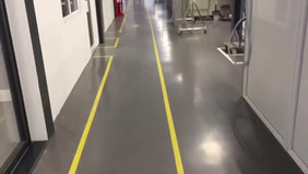 Safety Walkway