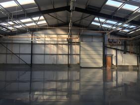 Aluminium Glazing Manufacture