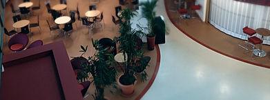 Barnsley College Atrium