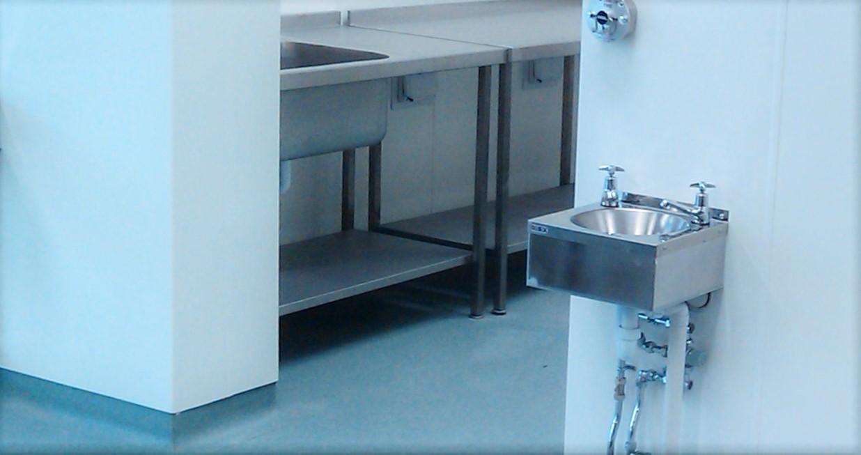 Hospital Kitchens