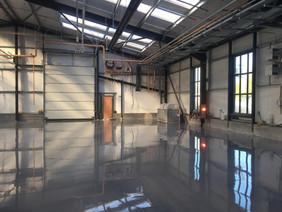 Aluminium Glazing Production