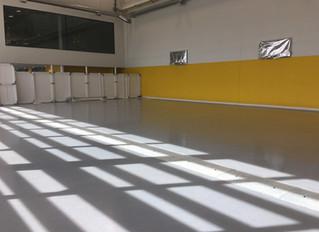 6 stepsto choosinga great resin floor